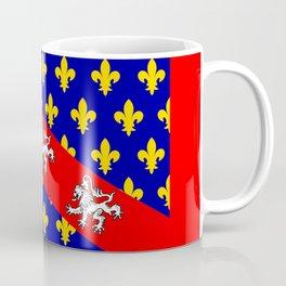 marche region flag france province Coffee Mug
