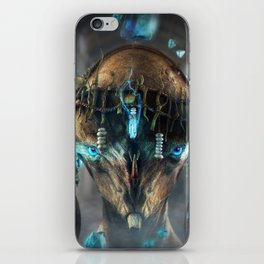 Riv Zaru iPhone Skin