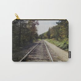 Down the tracks Carry-All Pouch