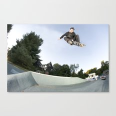 Bam - switch Canvas Print
