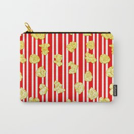 Popcorn Print Carry-All Pouch