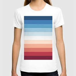 Flag Gradient T-shirt