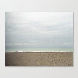 Beaches 1 Canvas Print