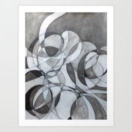 Sirens Art Print
