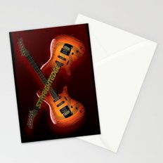 Straight Edge Stationery Cards
