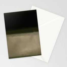 Rothko Inspired #5 Stationery Cards