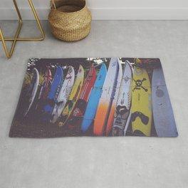 Surf-board-s up Rug