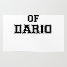 Property of DARIO Rug