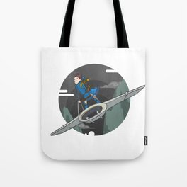 Nausicaa (of the valley of the wind) Tote Bag