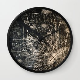 Light in Times of Darkness - Ria Loader Wall Clock