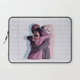 Let's Hug it Out Laptop Sleeve