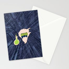 Data Scientist Stationery Cards