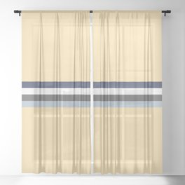 Drow Sheer Curtain