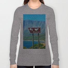 Blousteen Long Sleeve T-shirt