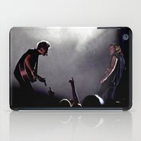 niall horan iPad Cases featuring Niall Horan and Harry Styles on Stage by tescotommo
