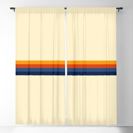 Summer of Love Blackout Curtain