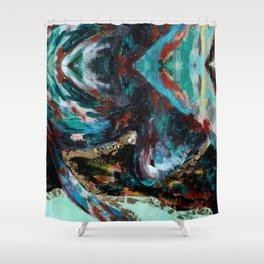 Pisah Shower Curtain