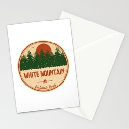 White Mountain National Forest Stationery Cards