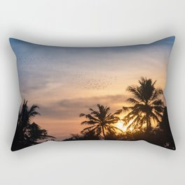 Pleasant Sunrise Rectangular Pillow
