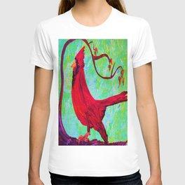 Festive Cardinal T-shirt
