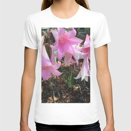Naked lady lilies T-shirt