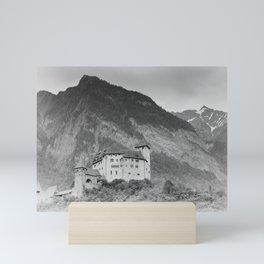 Castle Gutenberg Mini Art Print