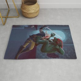 The Witcher Rug