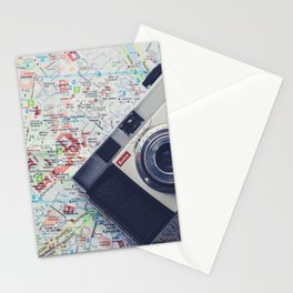 Travel & Photography Stationery Cards