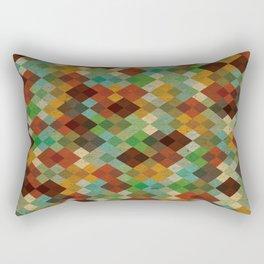 Deckled Formation Rectangular Pillow