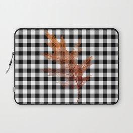Fall Buffalo Check Laptop Sleeve