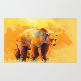 Bear Dream Rug