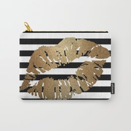 Gold Lips 2 Carry-All Pouch