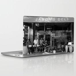 Denver street band Laptop & iPad Skin