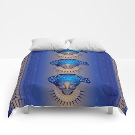 Bear Dreamer Society Comforters