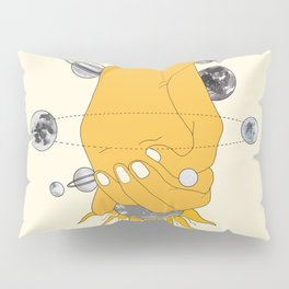 Everything Revolves Around Us Pillow Sham