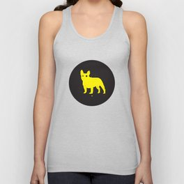 Bulldog Unisex Tank Top