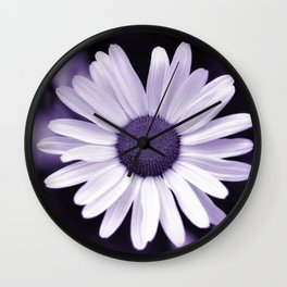 Daisy Wildflowers - Cheers Wall Clock