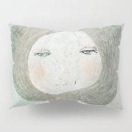 Summer Beard Pillow Sham