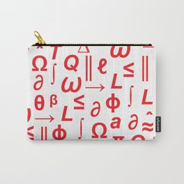Science Love Carry-All Pouch