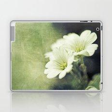 pretty in green. Laptop & iPad Skin