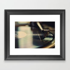 Expressing the inexpressible Framed Art Print