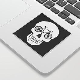 Bikehead Sticker