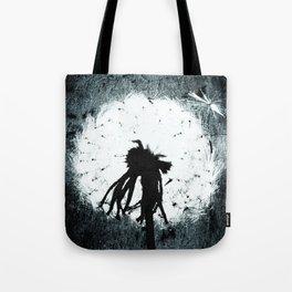 Dandelion Art 7 Tote Bag