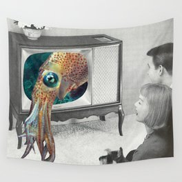 Nature Programme Wall Tapestry