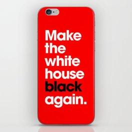 Make America Great Again (Red) iPhone Skin