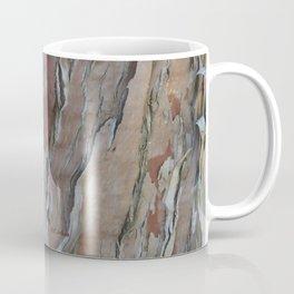 TEXTURES -- Fern-Leaved Ironwood Bark Coffee Mug