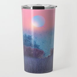 Landscape & gradients XVII Travel Mug