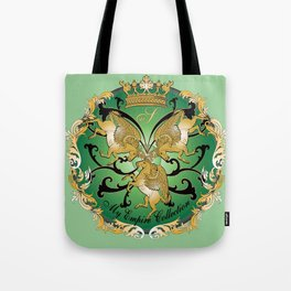 My Empire Collection Summer Set mint green Tote Bag