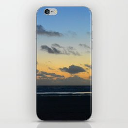 Sunset at Camber Sands iPhone Skin