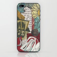 Pey Nun פנ iPhone & iPod Skin